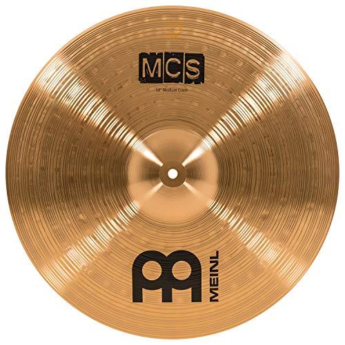 Meinl Cymbals MCS18MC MCS Serie 45,72 cm (18 Zoll) Crash Becken