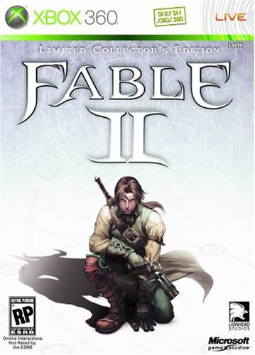 Fable II - Limited Collector's Edition - Video-spiel Fable