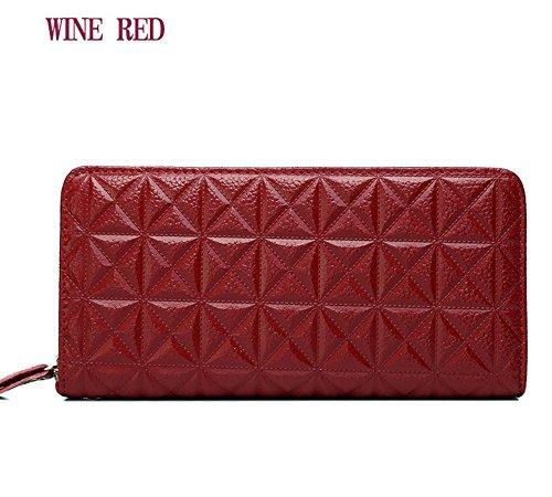 Eysee - Borsetta senza manici donna Wine red