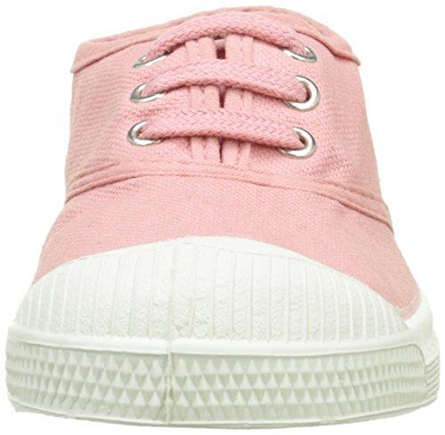 Bensimon Unisex-Kinder E15004c157 Sneaker Pink - Rose (442 Rose)