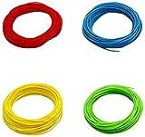 Recreus FFXSAMPLEPACK2 Elastische Filament für 3D-Drucker, 1,75 mm, 2 Stück
