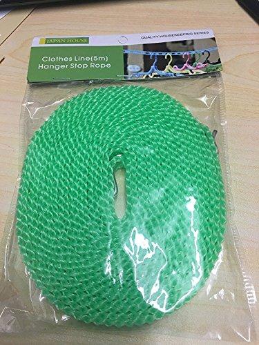 Papimax Voyage en nylon corde à linge 5metres