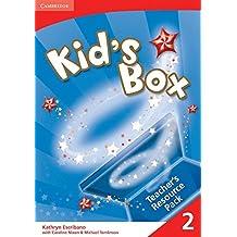 Kid's Box 2 Teacher's Resource Pack with Audio CD: Level 2 - 9780521688109
