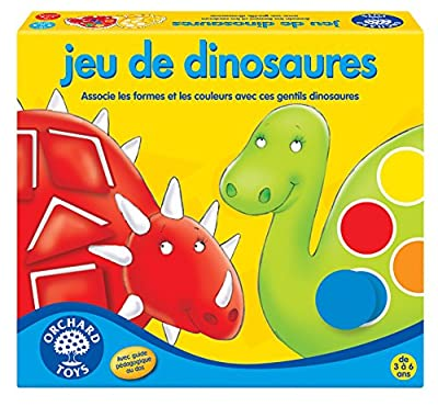 Orchard Toys Societe-Jeu de Dinosaures, 153