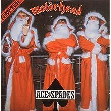 Ace Of Spades - Christmas Edition - 2-Track CARD SLEEVE - 1) Ace Of Spades 2) Dirty Love - CDSINGLE