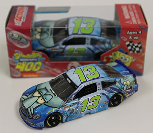 casey-mears-2015-13-geico-spongebob-squarepants-squidward-chevy-ss-164-by-lionel