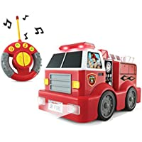 NKOK Junior Racers RC My First Fire Truck - Compare prices on radiocontrollers.eu
