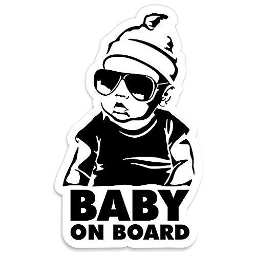 Autoaufkleber Hangover Baby on Board Aufkleber