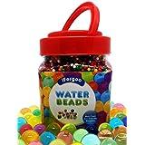 Wasserperlen, iFergoo 10 oz (38000 Perlen) Kristall Wasser Gel Perlen Perlen für Vase Filler, Spa Refill, Sinnesspielzeug, Bunte Décor & Outdoor Play