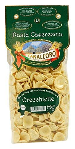 Tarall'oro Pasta Casarecci Orecchiette 500gr