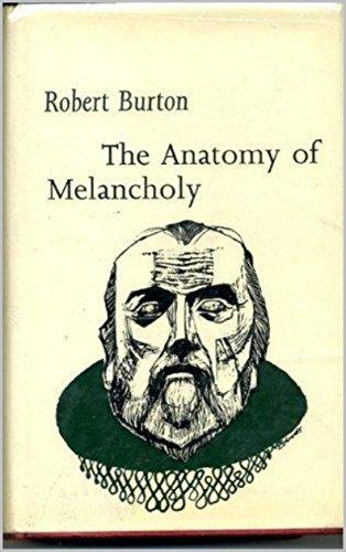The Anatomy Of Melancholy Nyrb Classics Amazon Robert