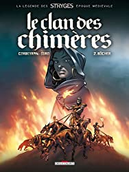 Le clan des chimères T02 Le bucher NED