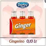 Gingerino Derby -Aperitiv Aperitif- (3 Flaschen à 10 cl)