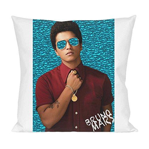Bruno Mars Pillow (Unorthodox Jukebox-vinyl)