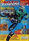 Telecharger Livres MOTO CRAMPONS MAGAZINE No 152 du 01 11 1997 UNE SAISON AVEC LA 250 CR ALU MATCH 125 CROSS TORRONTERAS CHAUFFE LES JAPONAISES 400 YAM 4T GAS GAS TRIAL 2X2 LES SAUTS AVEC BOLEY LA VERSION ENDURO SALONS (PDF,EPUB,MOBI) gratuits en Francaise