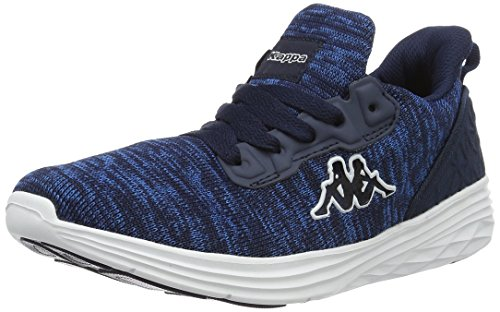 Kappa Unisex-Erwachsene Paras ml Low-Top Blau (Blue)