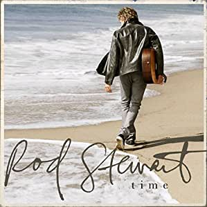Pop CD, Rod Stewart - Time (+3 Bouns Tracks Deluxe Edition)[002kr]
