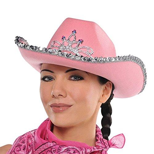 Western Cowgirl Rhinestone Hat