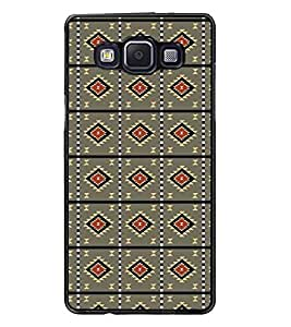 PrintDhaba Pattern D-5217 Back Case Cover for SAMSUNG GALAXY E5 (Multi-Coloured)