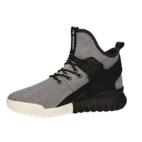 Sapatos X Originais Tubular Adidas Núcleo Cristal Negro 2017 Preto Núcleo Branco rrOqw5