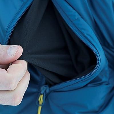 Bergans - Herren Daunen Weste in verschiedenen Farben, Winddicht - Wasserdicht, Nosy Hybrid Down Vest (7662)