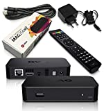 MAG 256w2 WLAN WiFi 600Mbs IPTV Streamer SET TOP BOX Multimedia Internet TV HDTV