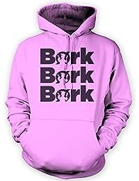 Bork Bork Bork Hoodie -x12 Colours- XS To XXL Sizes