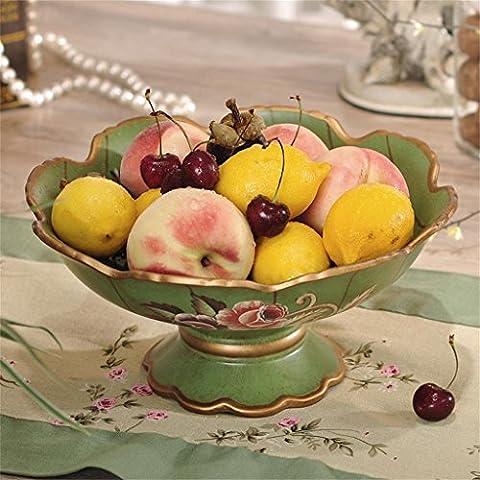 Love Birds alta qualità piatto di frutta