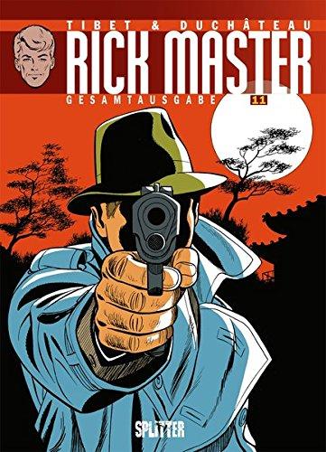 Rick Master Gesamtausgabe. Band 11