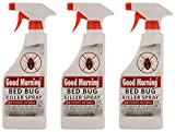 #9: Good Morning Bed Bug Killer Spray Concentrate (Pack of 3)