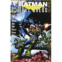Batman/Juez Dredd núm. 2