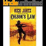 Colson's Law: A Classic Western Fiction Novel