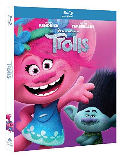 Trolls - Blu-Ray, Anime / CartoonsBlu-Ray, Anime / Cartoons