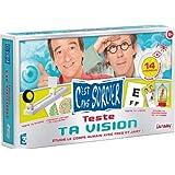 Lansay - 75088 - Jeu Educatif et Scientifique - C'est pas Sorcier - Teste Ta Vision