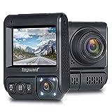 Die besten Dash Cam Duals - TOGUARD Dashcam Full HD Dual 1080P Autokamera Video Bewertungen