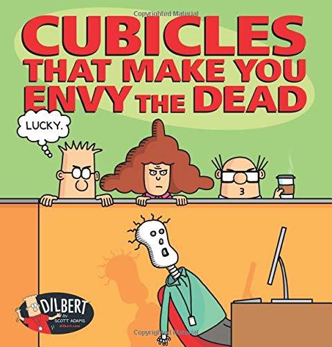 Preisvergleich Produktbild Cubicles That Make You Envy the Dead (Dilbert)