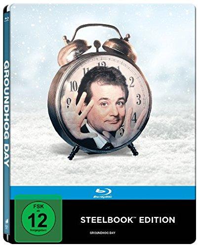 Und täglich grüßt das Murmeltier - Steelbook [Francia] [Blu-ray]