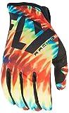 Fly Racing Lite LTD Motocross/Mountainbike Handschuhe tie-dye-schwarz 8