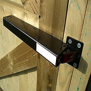 Black Hydraulic Gate Closer (Max.Gate Weight 50kg)