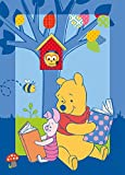 Disney Winnie Pooh Kinderteppich 133cm x 95cm