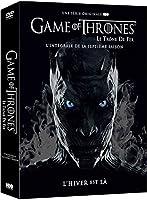 Game of Thrones - Saison 7 - Edition Limitée Inclus un Contenu Exclusif et Inédit « Conquête & Rébellion - L'histoire des Sept Couronnes » [DVD]
