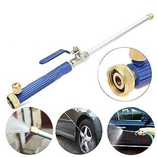 MRSLIU Magic High Pressure Wand - Power Washer Water Hose Nozzle,Garden Hose Sprayer For Car Wash And Window Washing