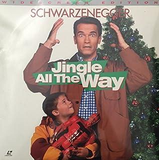 Jingle All the Way (1996) - Versprochen ist versprochen LD - NTSC-US Laserdisc