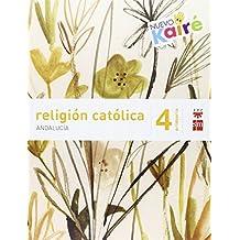 Religión católica. 4 Primaria. Nuevo Kairé. Andalucía