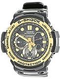 Casio Herren Multi Zifferblatt Quarz Uhr mit Harz Armband GN-1000GB-1AER