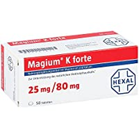 Magium K forte Tabletten 50 stk preisvergleich bei billige-tabletten.eu