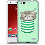 Official Tummeow Pocket Cats 2 Hard Back Case for ZTE Blade S6 Plus