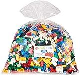 Q-Bricks Basic misti mattoncini sacchetto di plastica (pezzi)