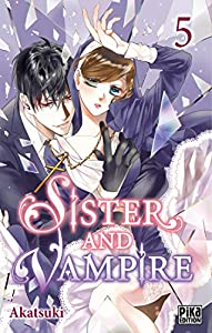 Sister and Vampire Edition simple Tome 5