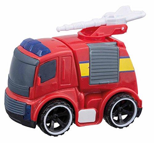Idena 40014 - Einsatzfahrzeuge mit Antrieb sortiert als Feurwehr, Krankenwagen oder Polize Preisvergleich
